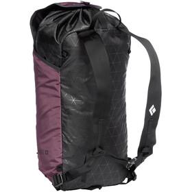 Black Diamond Trail Blitz 12 Mochila, violeta/negro